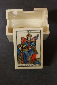 création d'une boite pour jeu de tarot