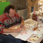 Cours de poterie pour adulte sur différentes techniques