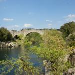 Pont St Etienne Issensac du XIV siécle
